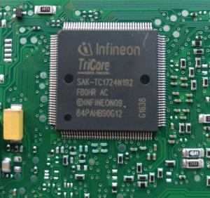 Infineon TriCore SAK-TC1724